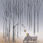 Последний лист осени, Макаров Игорь
