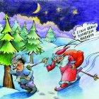 хозяйственный Дед Мороз, Сердюкова Алла