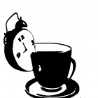 Чай с будильником, Бондаренко Марина