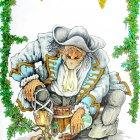 Пират-виноградарь, Ашмарин Станислав