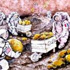 Космонавты в инопланетном концлагере, Ашмарин Станислав