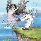 ангел-хранитель, Сердюкова Алла