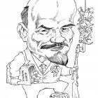Ленин, Смагин Максим