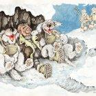 Помощь в Альпах, Ашмарин Станислав