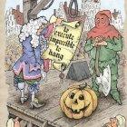 Хэллоуин казнь тыквы, Ашмарин Станислав