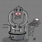 Заболел, Лобанов Антон