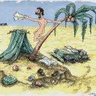 Одиночество в пустыне, Ашмарин Станислав