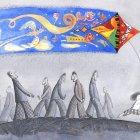 Воздушный змей, Яковлев Александр