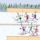 Лыжи, Белозёров Сергей