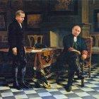 Встреча президентов, Сергеев Александр