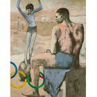Девочка на шаре, Климов Андрей