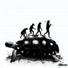 Эволюция на Черепахе, Бондаренко Марина