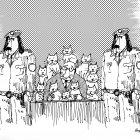Любитель кошек под судом собак, Богорад Виктор