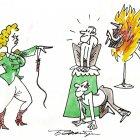 гендерный цирк, Эренбург Борис