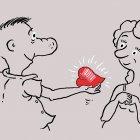 Сердце со штрих-кодом, Александров Василий