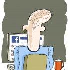 Фейсбук в голове, Александров Василий