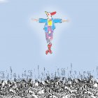 Святое явление клоуна на свалке, Богорад Виктор