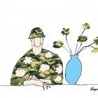 Военный портрет, Богорад Виктор