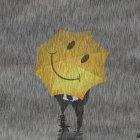 Оптимист под зонтом, Богорад Виктор