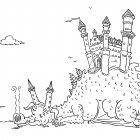 Дракон-замок, Александров Василий