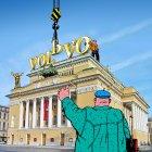 VOLVO и Театр, Сергеев Александр