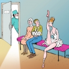 Балерина в клинике, Сергеев Александр