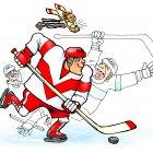 Вдохновение хоккеиста, Андросов Глеб
