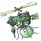 Робот-комар (комаробот), Андросов Глеб