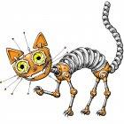 Робот-кошка (робокот), Андросов Глеб
