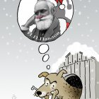 И.П.Павлов - Дед Мороз, Александров Василий
