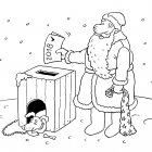 Будка для голосования, Александров Василий