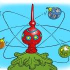 Новый год по науке, Смагин Максим