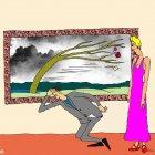 О влиянии искусства на действительность, Кинчаров Николай