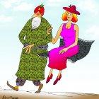 Неравный брак, Кинчаров Николай