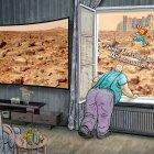Марс показывают, Сергеев Александр