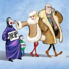 Помощь беженцам, Сергеев Александр