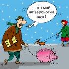 свинья-копилка, Кокарев Сергей