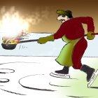 Танец сталевара, Кинчаров Николай