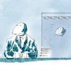 Начальник и его аквариум, Богорад Виктор