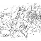 Кулинар перед выбором, Бондаренко Дмитрий
