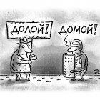 Долой! - Домой!, Бондаренко Дмитрий