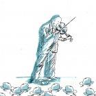 Уличный музыкант, Богорад Виктор