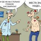 грибное место, Кокарев Сергей