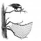 ворона с сыром, Гурский Аркадий