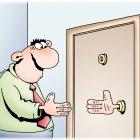 Дверная ручка, Кийко Игорь