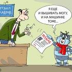 резюме, Кокарев Сергей