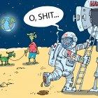 первый на луне, Кокарев Сергей