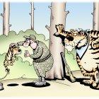 Охотник и тигры, Кийко Игорь