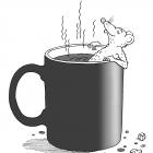 Мышь в кружке, Александров Василий