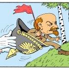 Ленин в 1917, Колгарёв Игорь
